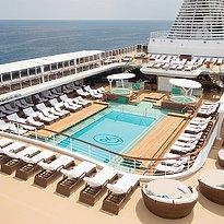 Seven Seas Explorer - Pool Deck