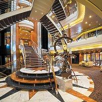 Seven Seas Voyager - Atrium