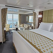 Seven Seas Voyager - Concierge Suite