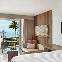 Coral Deluxe Room Beach Access - Shangri-La's Le Touessrok Resort & Spa