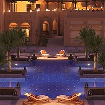Pool - Sharq Village & Spa, A Ritz-Carlton Hotel