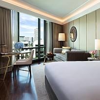 Deluxe Room - Siam Kempinski Hotel