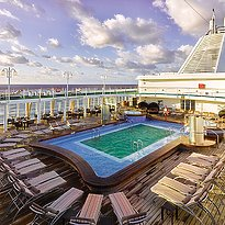 Silver Whisper - Pool Deck
