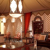 Sirj Tea Lounge - Grand Hyatt Muscat