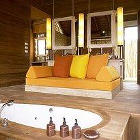 Six Senses Yao Noi - Ocean Deluxe Pool Villa Badezimmer