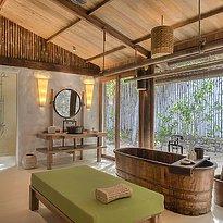 Six Senses Ninh Van Bay - Beachfront Pool Villa Badezimmer