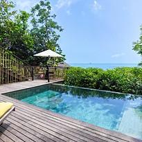 Ocean View Pool Villa - Six Senses Samui
