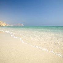 Strand - Six Senses Zighy Bay
