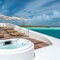 Sonnendeck - Scubaspa Maldives
