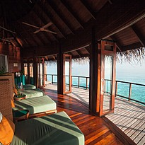 Spa - Constance Halaveli Resort