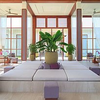 Spa-Rezeption - Fusion Resort Cam Ranh