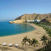 Strand Al Waha und Al Bandar - Shangri-La Barr Al Jissah - Al Waha