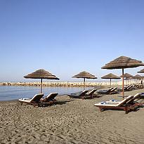 Strand - Amathus Beach Hotel Limassol