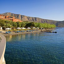 Strand - Domes of Elounda - Villas & Residences