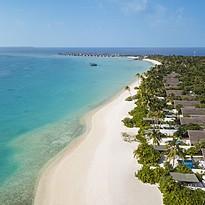 Strand - Fairmont Maldives Sirru Fen Fushi