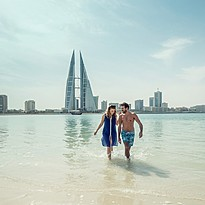 Strand - Four Seasons Hotel Bahrain Bay