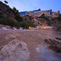 Strand - Hotel Bellevue Dubrovnik