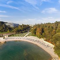 Strand - Hotel Monte Mulini