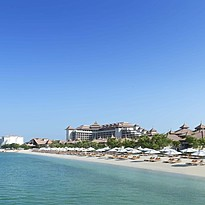 Strand des Anantara Dubai The Palm