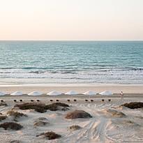 Strand des Jumeirah Saadiyat