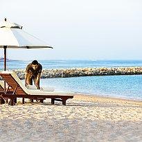 Strand des The Ritz-Carlton, Doha