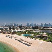 Strandbereich - Bulgari Resort Dubai