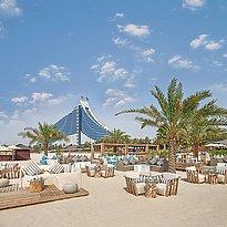 Strandlounge - Jumeirah Beach Hotel