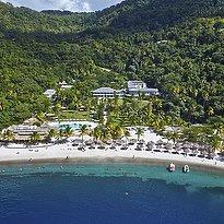 Aussenansicht - Sugar Beach, A Viceroy Resort