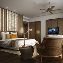 Suite - Anantara Iko Mauritius Resort & Spa