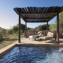 Suite - privater Pool - Kwandwe Great Fish River Lodge