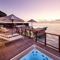 Sunset Water Villa - Conrad Maldives Rangali Island