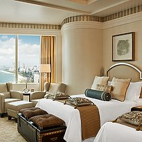 Superior (Sea View) Twin - The St. Regis Abu Dhabi