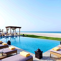 Swimmingpool - Anantara Al Yamm Villa Resort