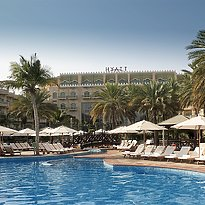 Swimmingpool - Grand Hyatt Muscat