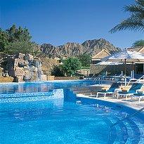 Swimmingpool - JA Hatta Fort Hotel