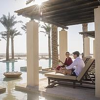 Swimmingpool - Al Wathba Desert Resort & Spa