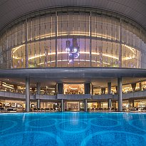 Swimmingpool Jumeirah at Etihad Towers