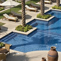 Swimmingpool - The Palace Downtown Dubai