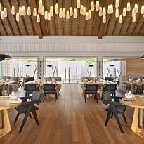 Tangled Restaurant - Waldorf Astoria Maldives Ithaafushi