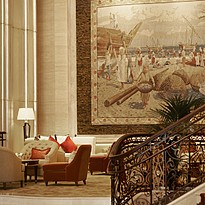 Tea Lounge - The St. Regis Abu Dhabi