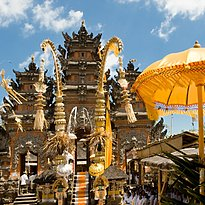 Tempel - Bali in Style