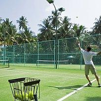Tennisiplatz - Dusit Thani Maldives