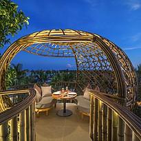 Terra Restaurant - Waldorf Astoria Maldives Ithaafushi