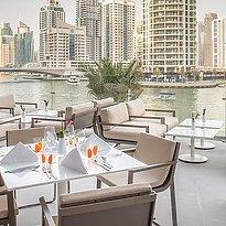 Terrasse - InterContinental Dubai Marina