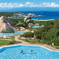 Thalasso Pools - Valle dell'Erica Resort Thalasso & Spa