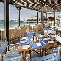The Beach House Restaurant - Anantara Dubai