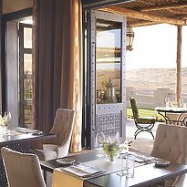 The Dining Room - Royal Pavilion Villas by Qasr Al Sarab