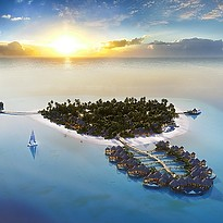 The Nautilus Maldives (Modellbild)