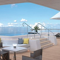 The Outdoor Grill - The Ritz-Carlton Yacht Collection