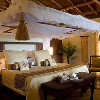 Schlafzimmer Villa - The Palms Zanzibar